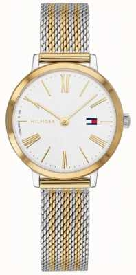 Tommy Hilfiger | damesproject z watch | rosé goud roestvrij staal 1782055
