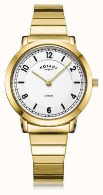 Rotary | dames vergulde armband | LB00766/18