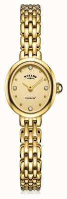 Rotary | dames vergulde armband | LB05151/03/D