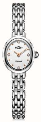 Rotary | dames armband in edelstaal | LB05150/02/D