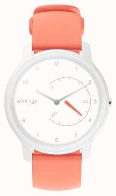 Withings Beweeg activiteitstracker wit & koraal HWA06-MODEL 5-ALL-INT