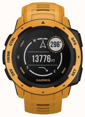 Garmin Instinct zonnestraal outdoor gps siliconen band 010-02064-03