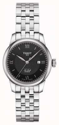 Tissot | le locle automatisch dames | roestvrijstalen armband | T0062071105800