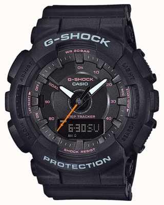 Casio | compacte g-shock | zwart | heren | GMA-S130VC-1AER