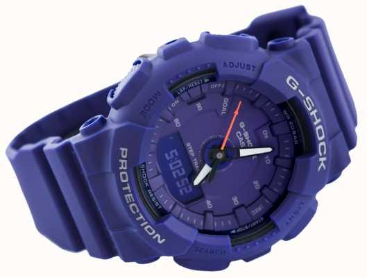 Casio | verdicht g-shock | blauw | unisex | GMA-S130VC-2AER