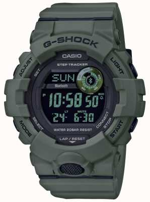 Casio | g-shock groen | bluetooth | SmartWatch GBD-800UC-3ER