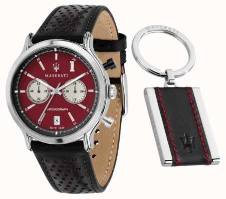 Maserati Legende beperkte editie 8ctf 1939 stukken epoca chronograaf R8871638002