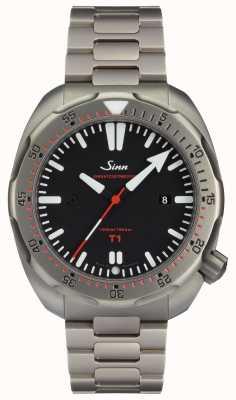 Sinn Model t1 (ezm 14) duikhorloge 1014.010