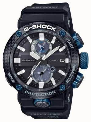 Casio Heren carbon core guard g-shock zwaartekrachtmaster bluetooth GWR-B1000-1A1ER