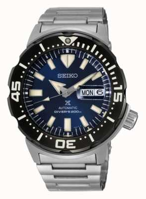 Seiko Prospex monster automatische duikers | roestvrij stalen armband SRPD25K1