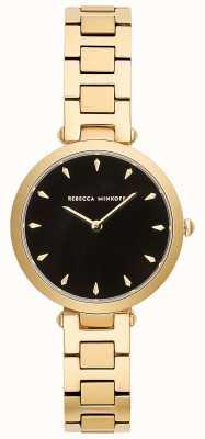 Rebecca Minkoff | vrouwen | nina | gouden armband | 2200277