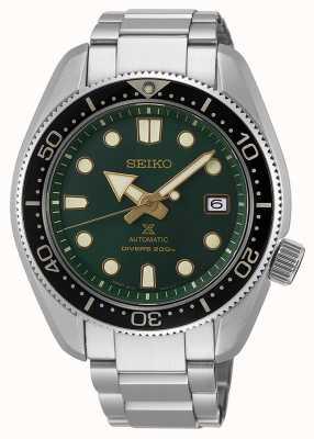 Seiko   beperkte editie   prospex duikers   zonsondergang groen   SPB105J1