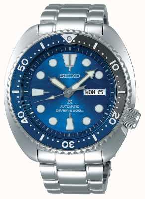 Seiko prospex | red de oceaan | schildpad | automatisch | duiker | SRPD21K1