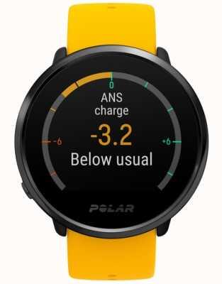 Polar | ontbranden | activiteit en hr tracker | geel siliconen | m / l | 90075950