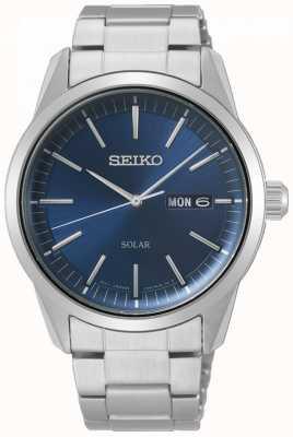 Seiko | conceptuele serie | klassieke zonne-energie | mens | blauwe wijzerplaat | SNE525P1