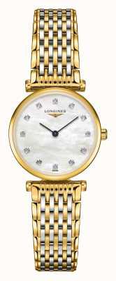 Longines | la grande classique de longines | vrouwen | Zwitserse kwarts | L42092877