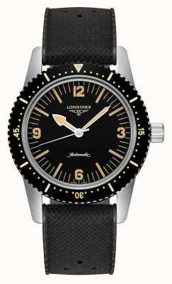 Longines | skin diver watch erfgoed | heren | Zwitserse automaat | L28224569
