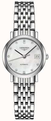 Longines | elegante collectie | vrouwen 25,5 mm | Zwitserse automaat | L43094876