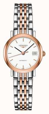 Longines | elegante collectie | vrouwen 25,5 mm | Zwitserse automaat | L43095127