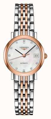 Longines | elegante collectie | 25,5 mm dames | zwitsers automatisch | L43095877