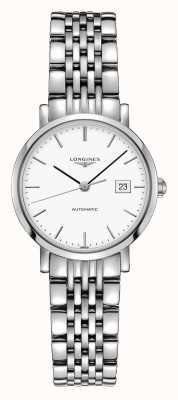 Longines | elegante collectie | 29 mm dames | zwitsers automatisch | L43104126