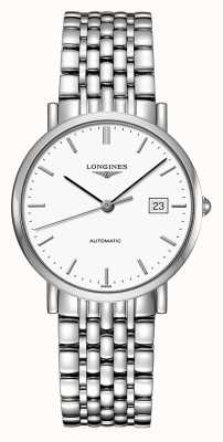 Longines | elegante collectie | heren 37mm | Zwitserse automaat | L48104126