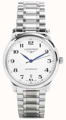 Longines | master collectie | heren | Zwitserse automaat | L26284786