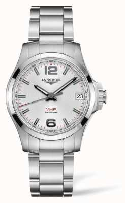Longines | verovering vhp sport | dames | Zwitserse kwarts | L33164766