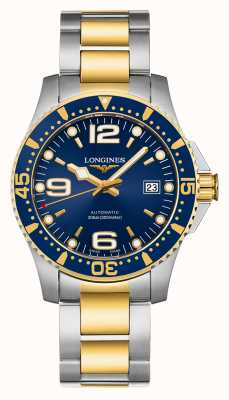 Longines | hydroconquest sport | heren 41 mm | Zwitserse automaat | L37423967