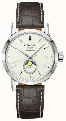 Longines | 1832 collectie | heren | maanfase | Zwitserse automaat L48264922