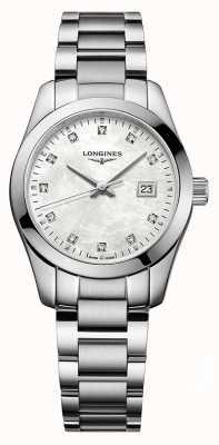 Longines | verovering klassieker dames | Zwitserse kwarts L22864876