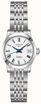 Longines record | vrouwen | Zwitserse automaat L23204116