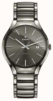 Rado Echt automatisch plasma hightech keramisch grijs horloge R27057102
