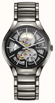 Rado Echt automatisch high-tech keramisch horloge met open hart R27510152
