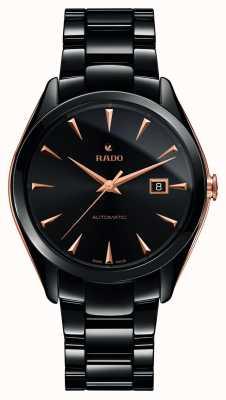 Rado Hyperchrome automatisch plasma hightech keramiek horloge R32252162