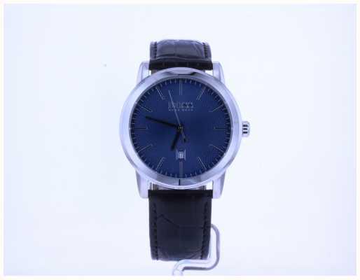 Boss | heren | blauwe horloge en manchetknopen set 1570092
