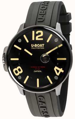 U-Boat Capsoil ss elektromechanica bruin leer 8110/A