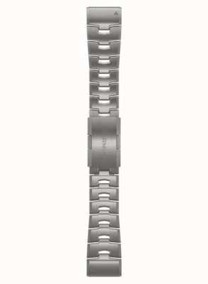 Garmin Alleen Quickfit 26 horlogeband, geventileerde titanium armband 010-12864-08