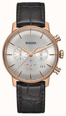 Rado Coupole klassieke quartz chronograaf R22911125