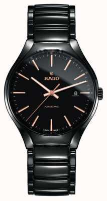 RADO Echt automatisch hightech keramiek R27056162