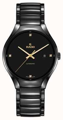 RADO Echte automatische diamanten hightech keramiek R27056712