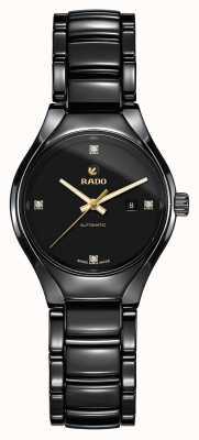 RADO Echte diamanten hightech keramiek R27059712