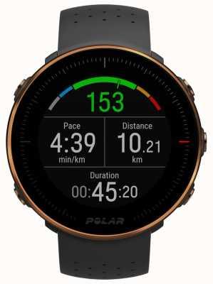Polar | voordeel m | hartslagmeter | zwart rubber | m / lvantage 90080198