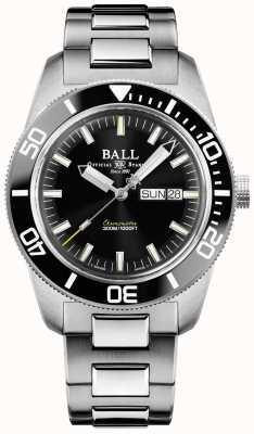 Ball Watch Company | ingenieur meester ii | erfgoed van skindiver | DM3308A-SC-BK