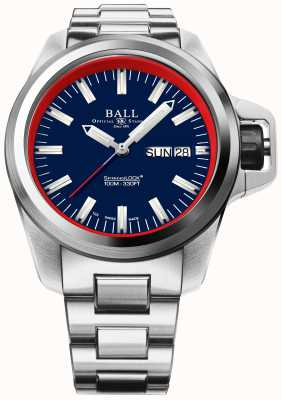 Ball Watch Company | ingenieur koolwaterstof | devgru | beperkte editie NM3200C-SJ-BERD