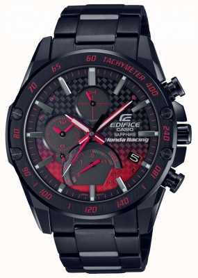 Casio | bouwwerk | honda racing | bluetooth zonne-energie | smartwatch | EQB-1000HR-1AER
