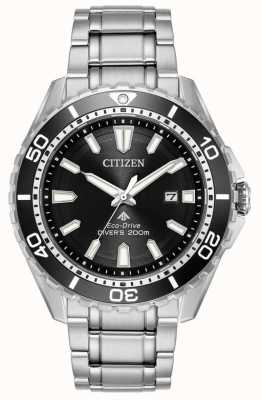 Citizen Eco-drive promaster duikers wr200 | roestvrij staal | BN0190-82E