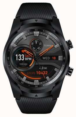 TicWatch Pro 4g lte esim | zwart | wearos smartwatch PRO4G-WF11018