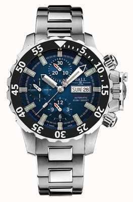 Ball Watch Company Ingenieur koolwaterstof Nedu   roestvrij stalen armband   DC3026A-S6C-BE