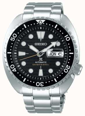 Seiko Prospex heren mechanisch | roestvrijstalen armband SRPE03K1
